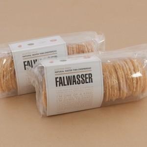 Falwasser Gluten Free Natural Wafers 120g