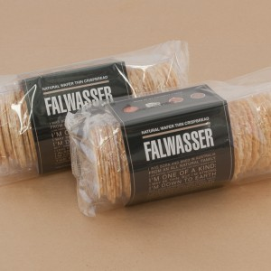 Falwasser Natural Wafers 120g