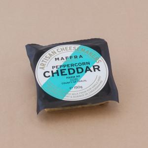 Maffra Peppercorn Cheddar 150g