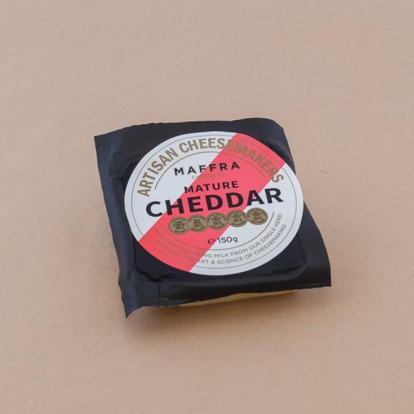 Maffra Mature Cheddar portion