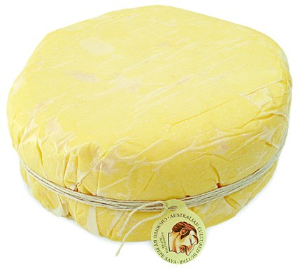 Pepe Saya Unsalted Butter Block 4 Kg Gippsland Cheese